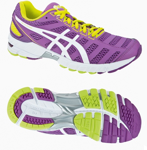 Asics Gel-DS Trainer 18, ligereza y estabilidad