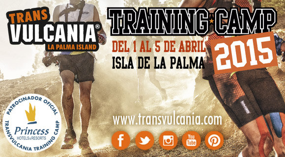 Transvulcania Training Camp 2015